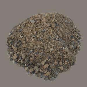 Afretningsgrus 0-8 mm