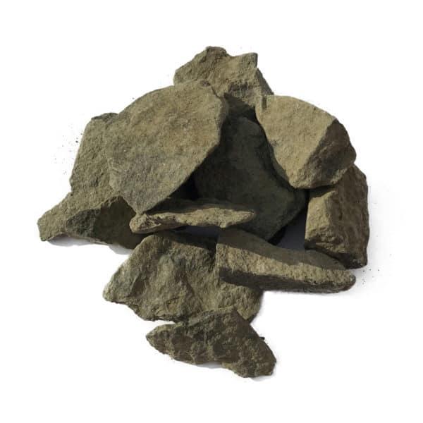 Sorte granitskærver 32-64 mm